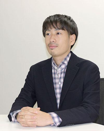 コンテンツプランナー成澤健吾