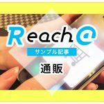 【通販】ブログサンプル記事