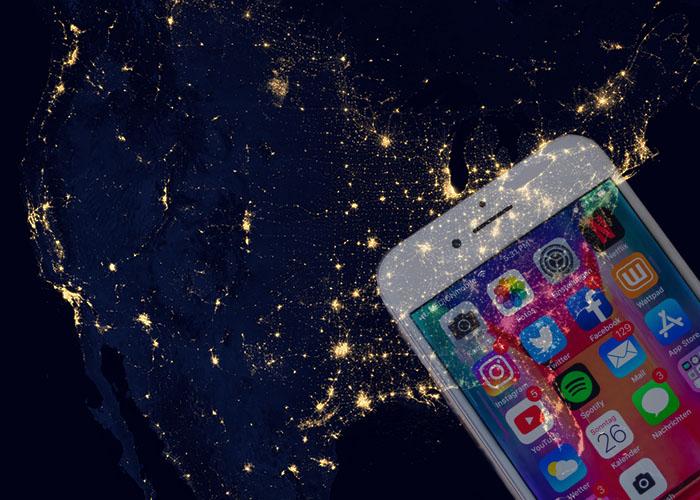 iphoneで世界と繋がる