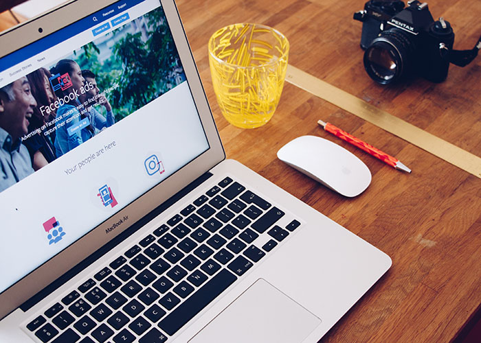 facebookとパソコン