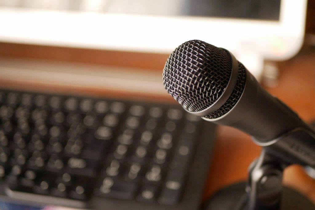 喋りながらブログを書いてみよう!音声入力で書かれた文章を校正するまでの道